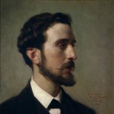 El pintor Eduardo Rosales