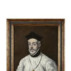 Retrato de Diego de Covarrubias y Leiva