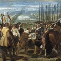 La Rendición de Breda, o Las Lanzas