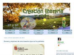 Creación literaria y más... en 5º y 6º de Primaria