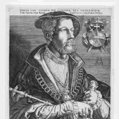 Retrato de Johann van Leyden