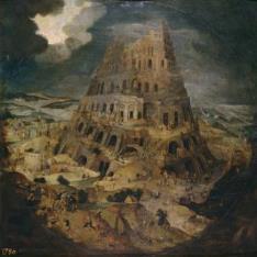 Construcción de la Torre de Babel