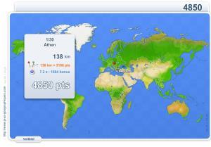 Städte der Welt. Geographie Spiele
