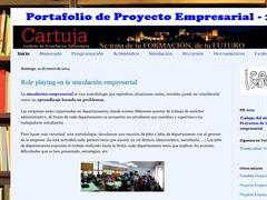Portafolio de Proyecto Empresarial - 2013