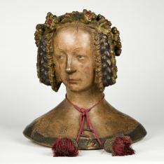 Busto de Jeanne d´Armagnac