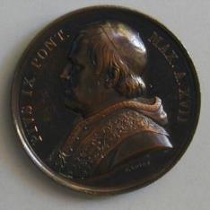 Medalla conmemorativa del óbolo de San Pedro
