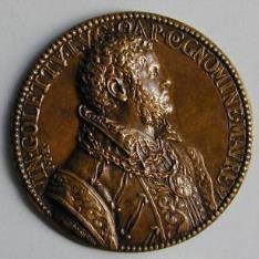 Anverso de medalla
