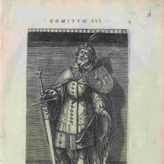 Retrato de Wilhelmus I