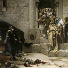 La leyenda del rey Monje, o La campana de Huesca