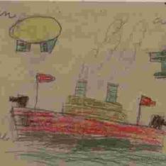 Zepelin, avión y barco