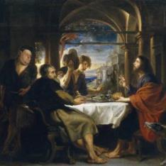 La cena de Emaús