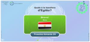 Bandiere del Mondo. Giochi geografici