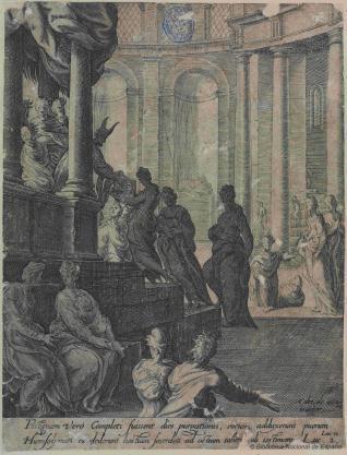 Presentación en el templo