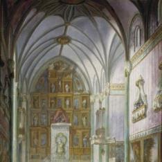 Jura de Fernando VII como príncipe de Asturias