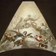 El Triunfo del Cordero de Dios