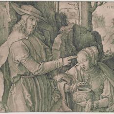 Cristo apareciéndose a la Magdalena como jardinero