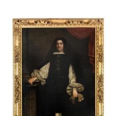 Retrato del General Gabriel del Castillo y Machado, Caballero de la Orden de Santiago