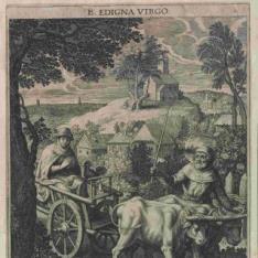 Beata Edigna, Virgen