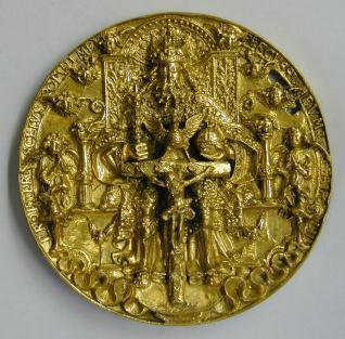 Medalla de la Trinidad