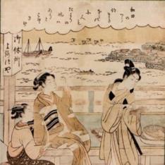 A orillas del río Sumida