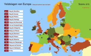 Veldslagen van Europa. Toporopa