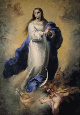 La Inmaculada Concepción de El Escorial