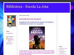Biblioteca - Escola La Jota