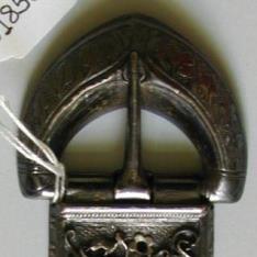 Placa de cinturón