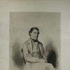 Retrato del arquitecto Muñiz