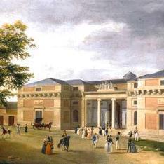 Proyectos de reconstrucción de la Plaza Mayor y del Portal de Cofreros de Madrid tras el incendio de Agosto de 1791