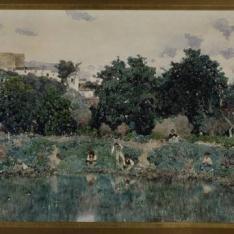 A orillas del Guadaíra