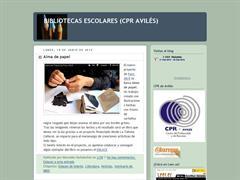 Bibliotecas escolares (CPR Aviles)