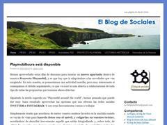 El blog de Sociales