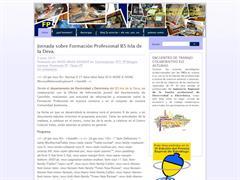 Seminario Regional de la Familia Profesional de - ELE Electricidad y Electrónica en Asturias