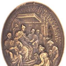 Audiencia de un Dux veneciano