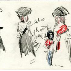 Cuatro gallegas