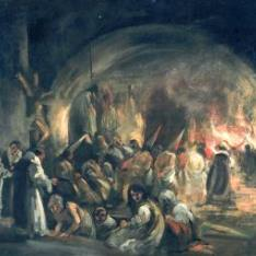 Escena de inquisición