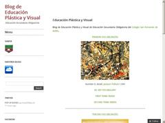 Blog de Educación Plástica y Visual