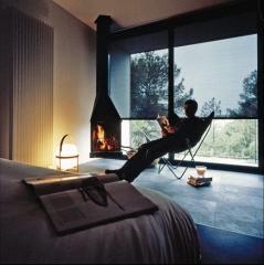 Hoteles de diseño tranquilo