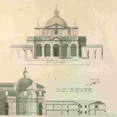Iglesia de San Antonio en el Real Sitio de Aranjuez