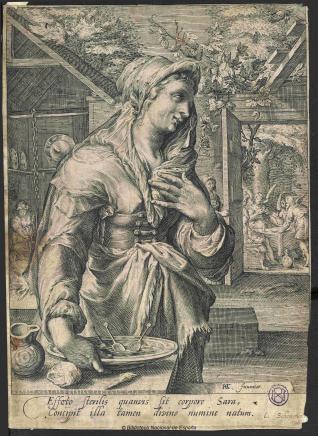 Sarah, mujer de Abraham