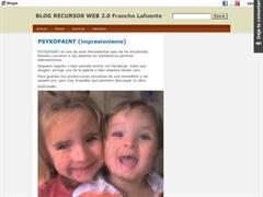 RECURSOS WEB2.0 FRANCHO LAFUENTE
