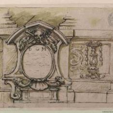 Proyecto de monumento funerario
