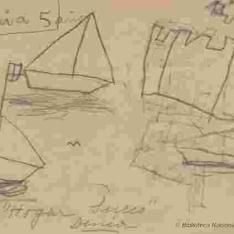 Barcos y castillo