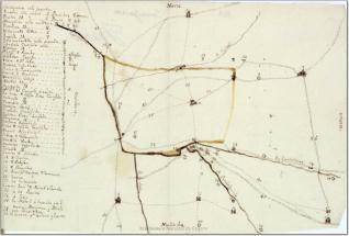 Mapa de Jabalquinto