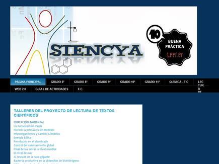 Blog de Ciencias Naturales, TIC y Pedagogía