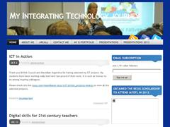 My integrating technology journey