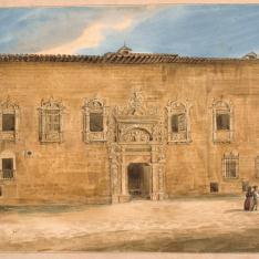 Palacio de Avellaneda en Peñaranda de Duero, Burgos