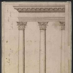 Columnata de orden corintio