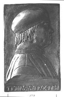 Retrato de Tito Vespasiano Strozzi